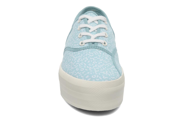 Baskets Lacoste Rene Platform Dp Vert vue portées chaussures
