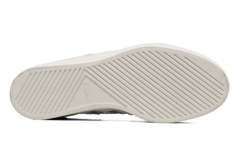 Sneaker Lacoste Rene Platform Dp grün ansicht von oben