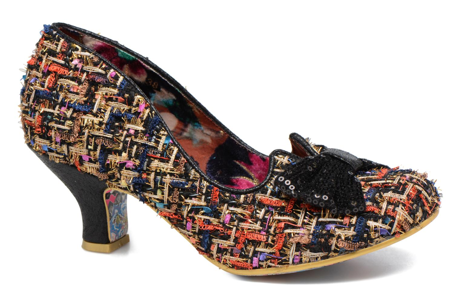 Marques Chaussure femme Irregular Choice femme Dazzle Razzle Black/gold