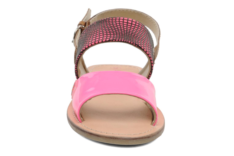 Sandalen Les Tropéziennes par M Belarbi Mini E Roze model