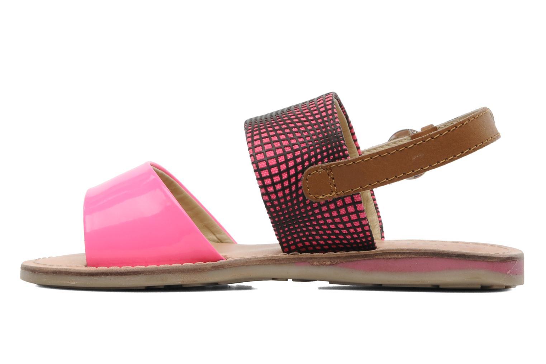 Sandalen Les Tropéziennes par M Belarbi Mini E Roze voorkant