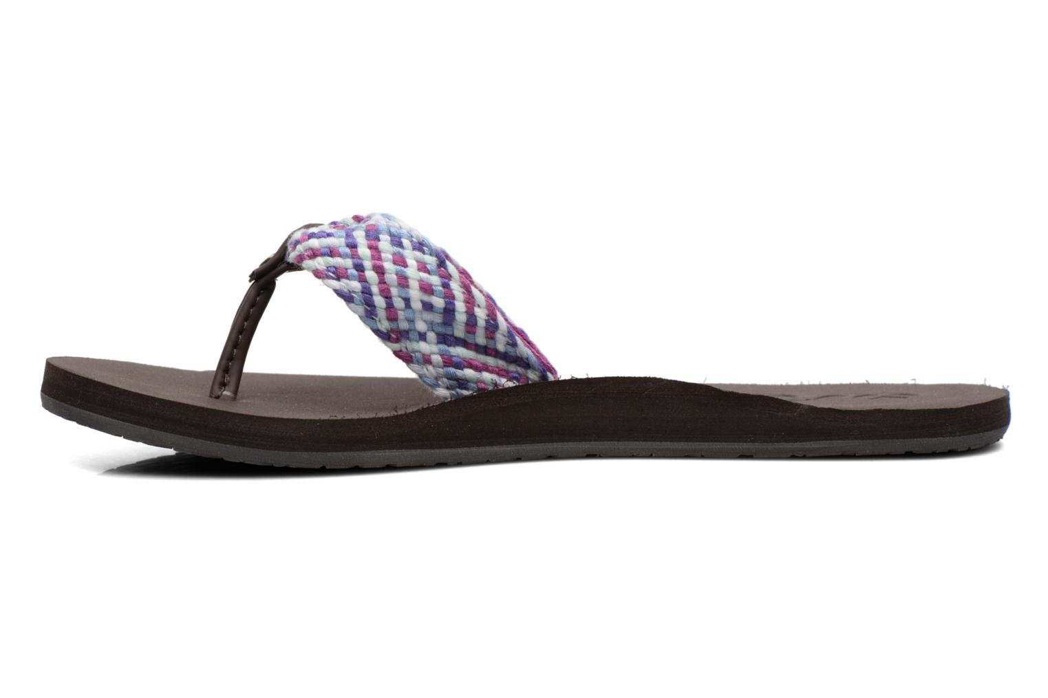 Slippers Reef Mallory Scrunch Paars voorkant