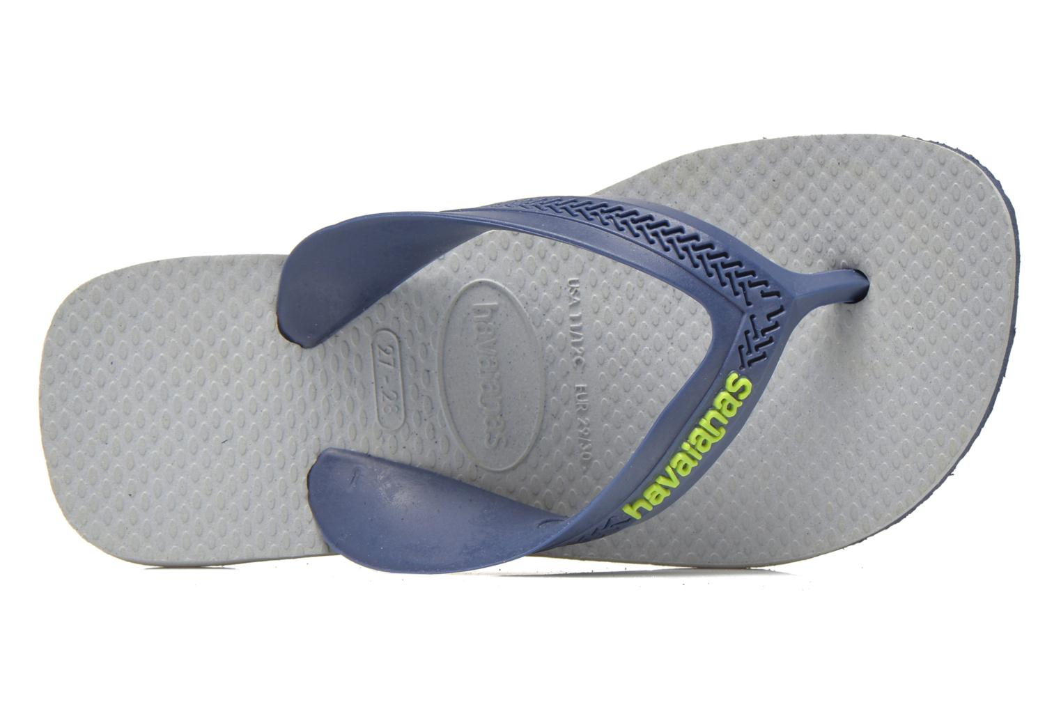 Slippers Havaianas Kids Max Grijs links