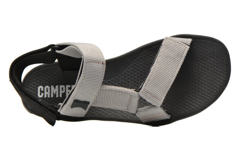Sandales et nu-pieds Camper Match 18824 Gris vue gauche