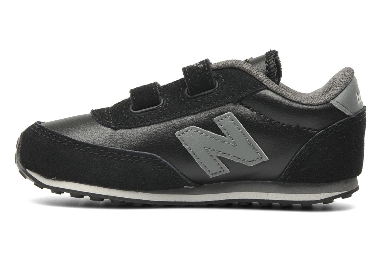 Sneakers New Balance KE410BCI-M Zwart voorkant