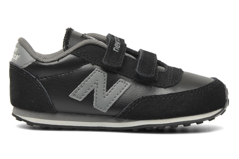 Sneakers New Balance KE410BCI-M Zwart achterkant