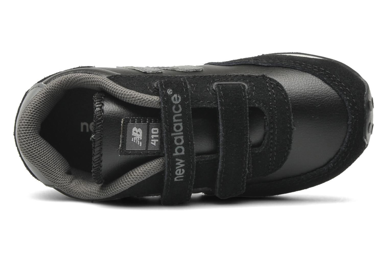 Baskets New Balance KE410BCI-M Noir vue gauche