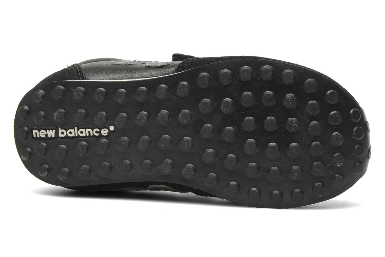 Baskets New Balance KE410BCI-M Noir vue haut