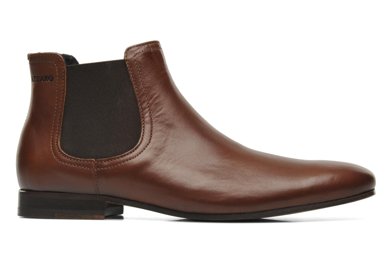 Ankle boots Azzaro Item Brown back view
