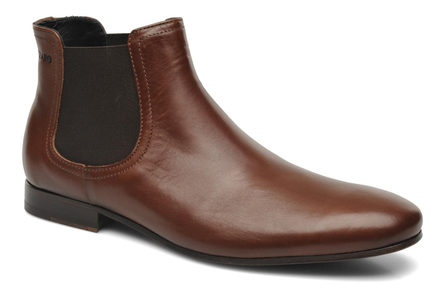 Ankle boots Azzaro Item Brown detailed view/ Pair view