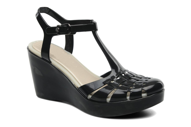 Sandaler Lemon Jelly Samba Sort detaljeret billede af skoene