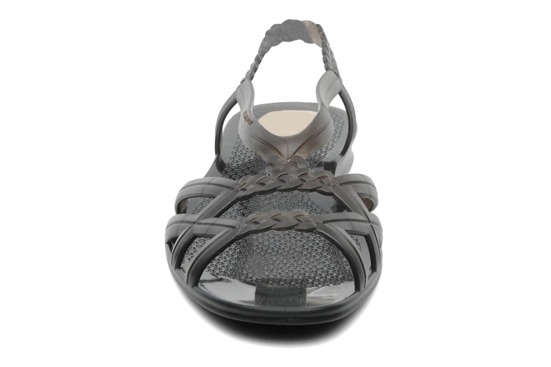 Sandaler Lemon Jelly Mint Sort se skoene på