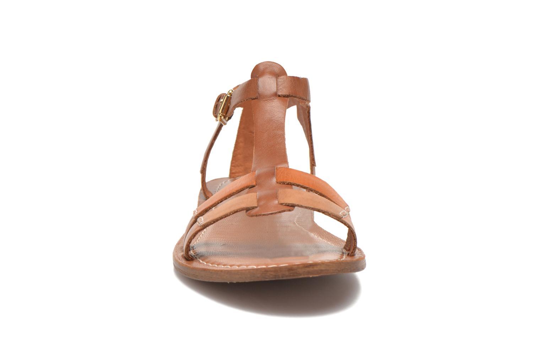 Sandalen Pikolinos SAN ANTONIO 941-7595 braun schuhe getragen