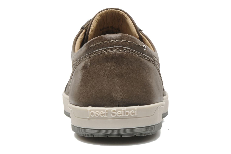 Sneaker Josef Seibel Gateo 01 braun ansicht von rechts