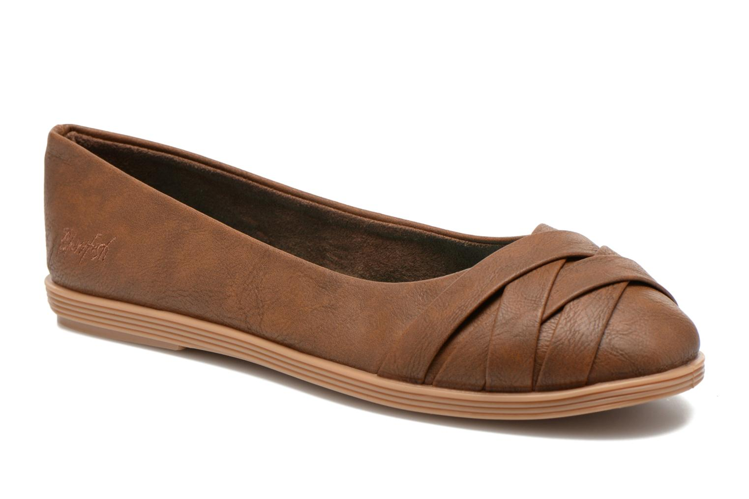 Ballet pumps Blowfish Glo Brown detailed view/ Pair view