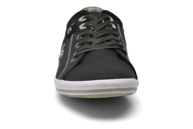 Baskets Redskins Habor Noir vue portées chaussures