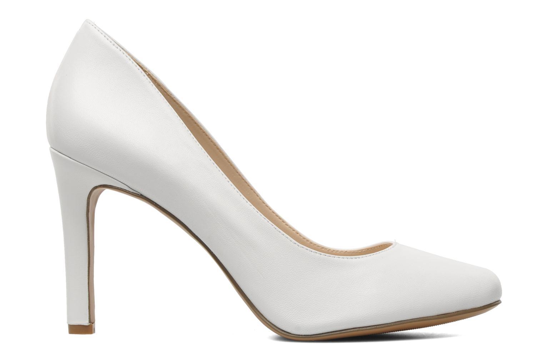 High heels Nine West Gramercy White back view