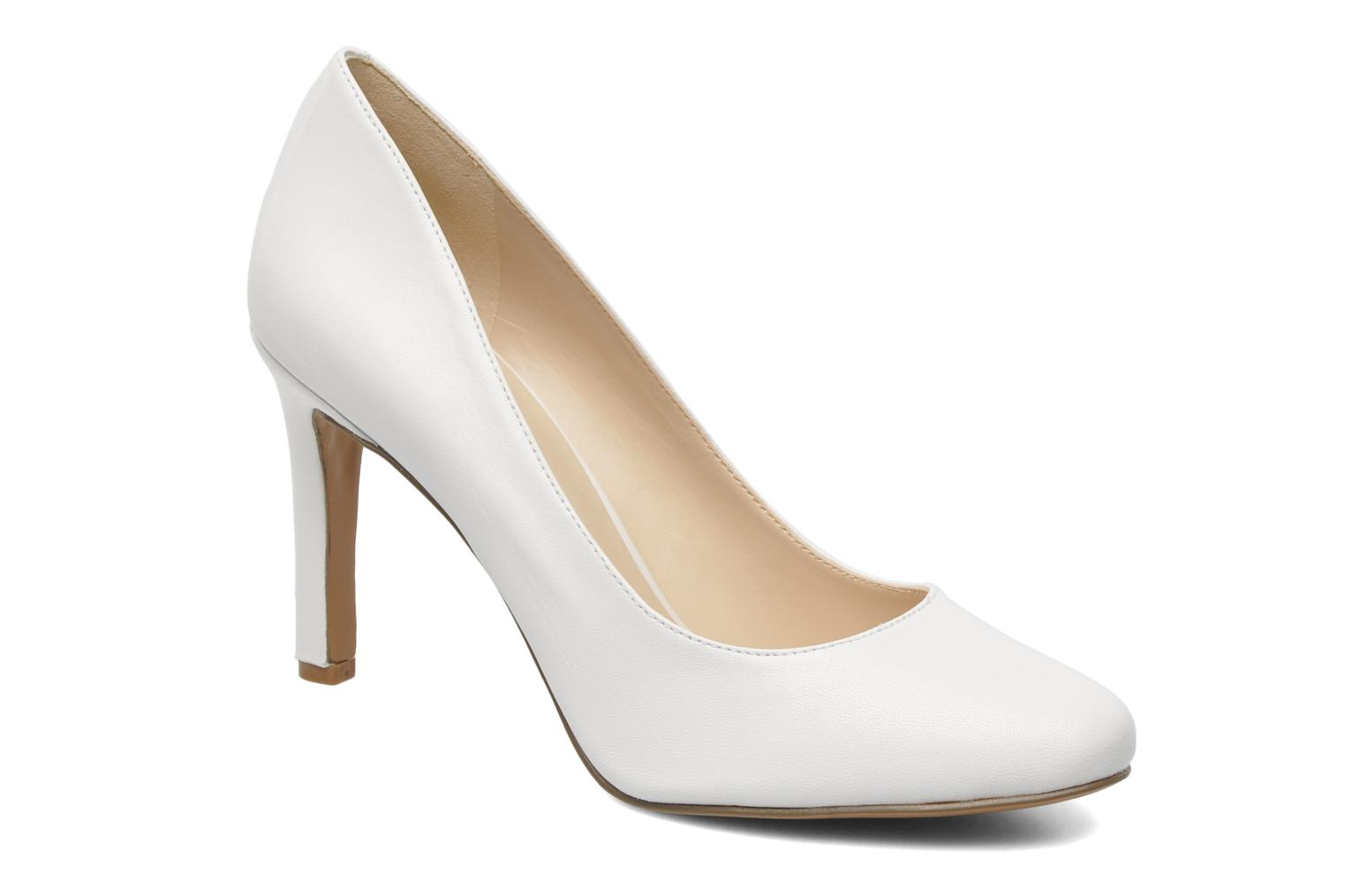 High heels Nine West Gramercy White detailed view/ Pair view