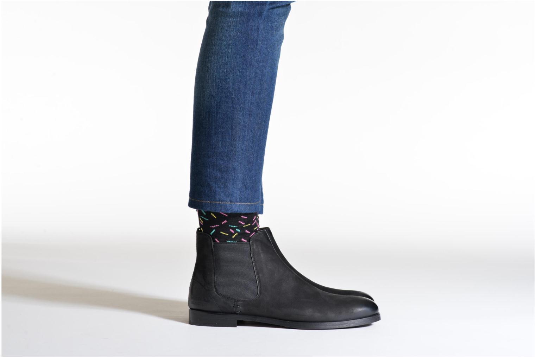 Bottines et boots Melvin & Hamilton Susan 10 Marron vue bas / vue portée sac