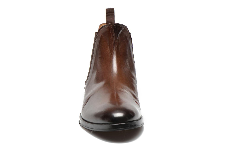 Bottines et boots Melvin & Hamilton Susan 10 Marron vue portées chaussures