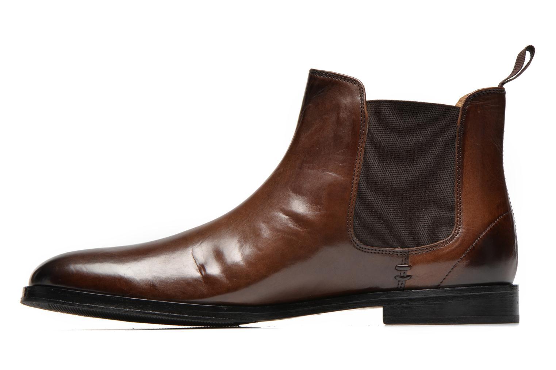 Boots en enkellaarsjes Melvin & Hamilton Susan 10 Bruin voorkant