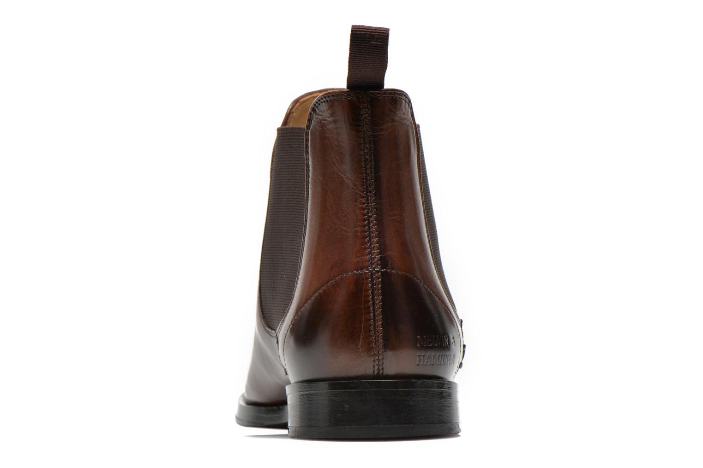 Boots en enkellaarsjes Melvin & Hamilton Susan 10 Bruin rechts