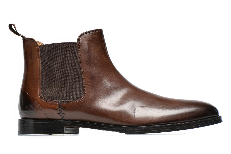 Boots en enkellaarsjes Melvin & Hamilton Susan 10 Bruin achterkant