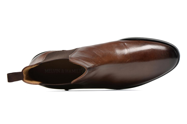 Boots en enkellaarsjes Melvin & Hamilton Susan 10 Bruin links