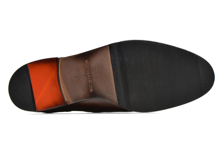 Bottines et boots Melvin & Hamilton Susan 10 Marron vue haut