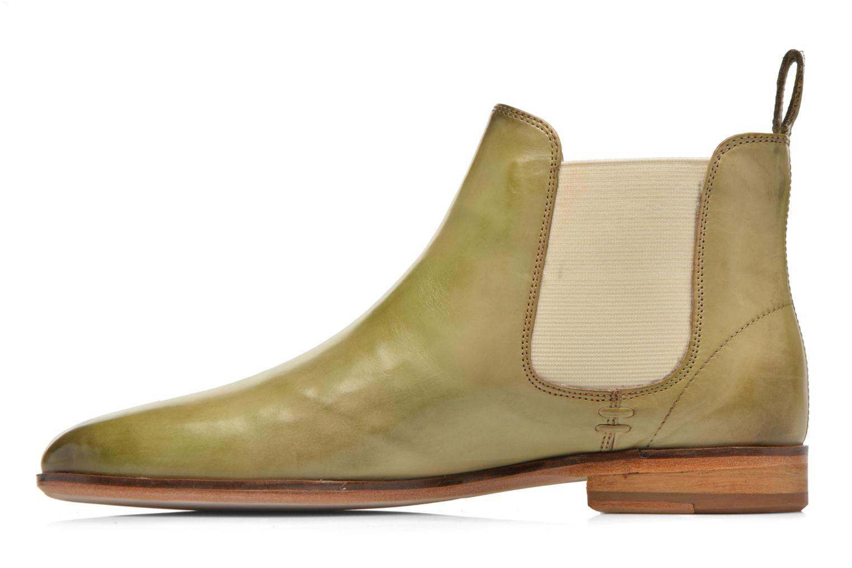 Boots en enkellaarsjes Melvin & Hamilton Susan 10 Groen voorkant