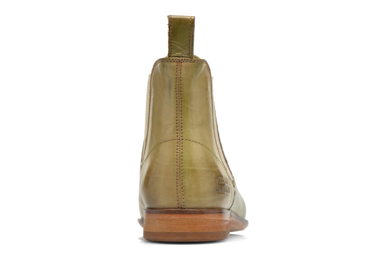 Bottines et boots Melvin & Hamilton Susan 10 Vert vue droite