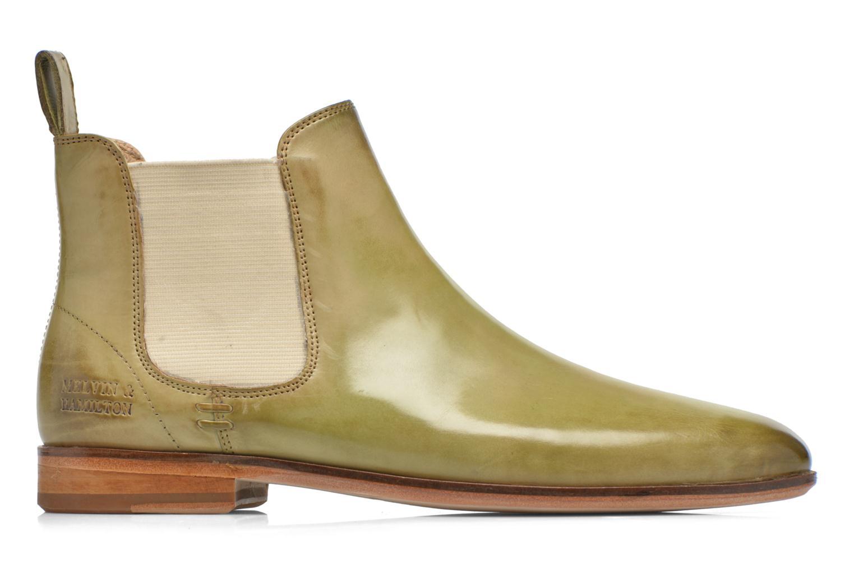 Boots en enkellaarsjes Melvin & Hamilton Susan 10 Groen achterkant