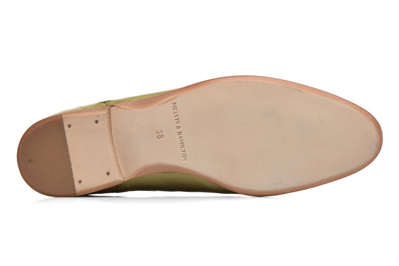 Bottines et boots Melvin & Hamilton Susan 10 Vert vue haut