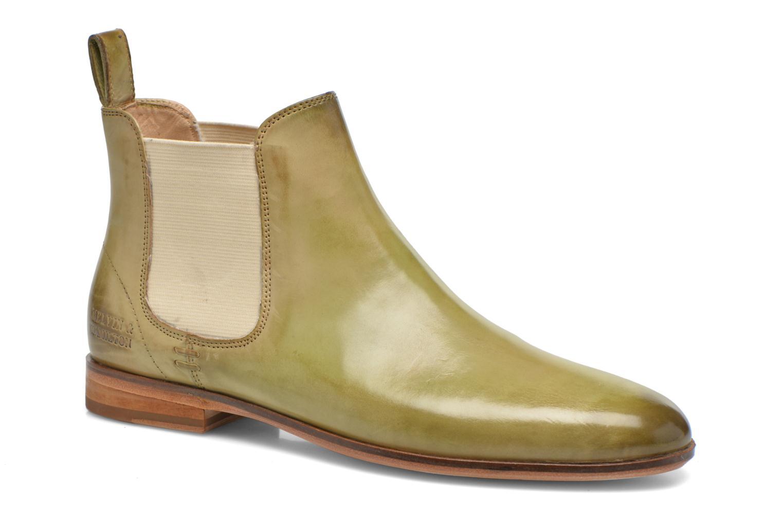 Boots en enkellaarsjes Melvin & Hamilton Susan 10 Groen detail