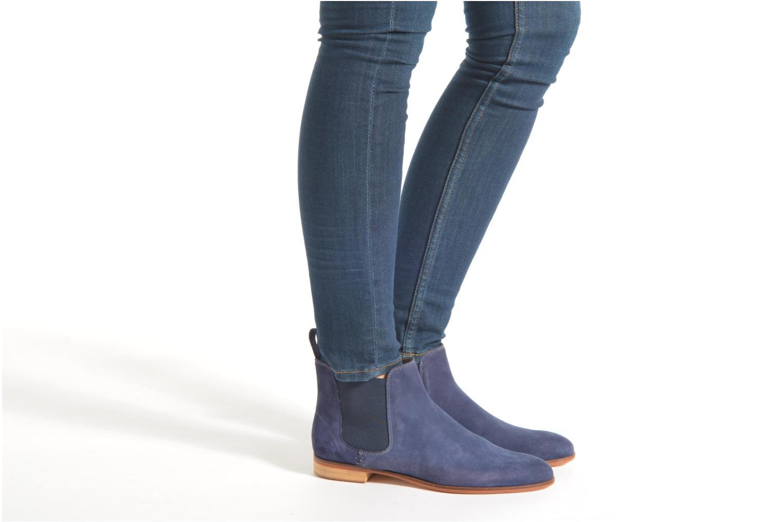 Boots en enkellaarsjes Melvin & Hamilton Susan 10 Blauw onder