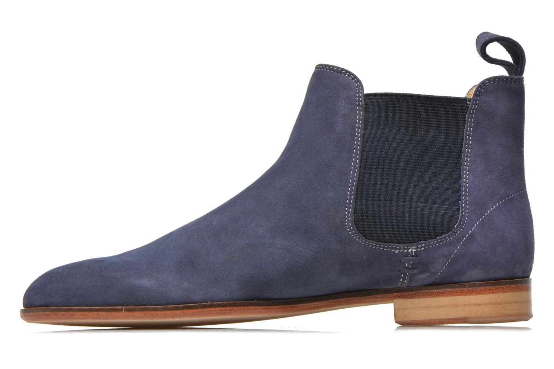 Boots en enkellaarsjes Melvin & Hamilton Susan 10 Blauw voorkant