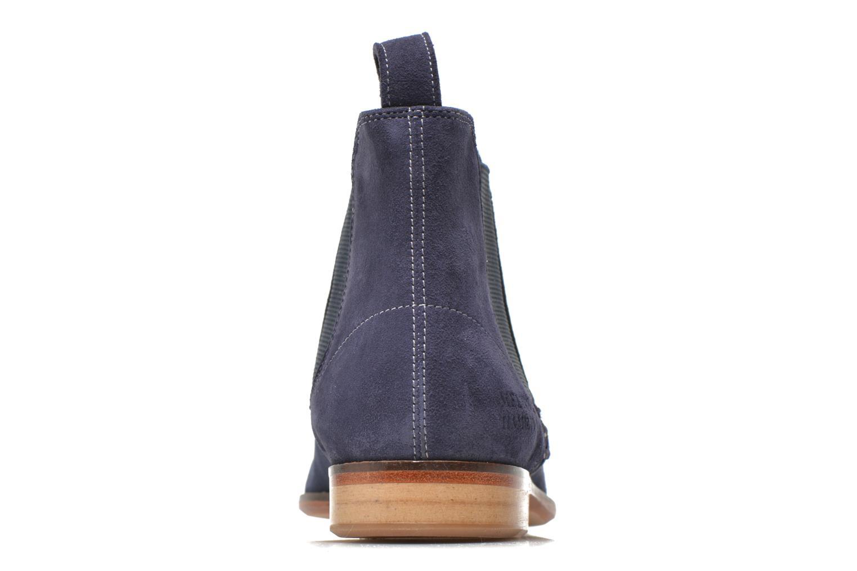 Boots en enkellaarsjes Melvin & Hamilton Susan 10 Blauw rechts
