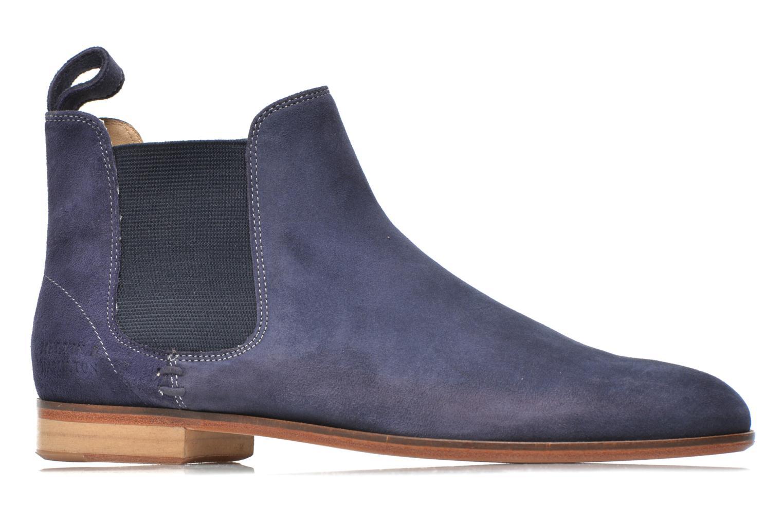 Boots en enkellaarsjes Melvin & Hamilton Susan 10 Blauw achterkant