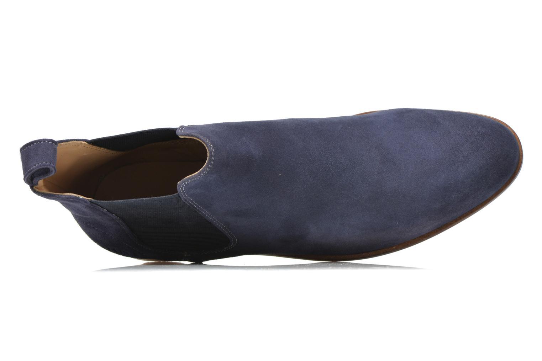 Boots en enkellaarsjes Melvin & Hamilton Susan 10 Blauw links