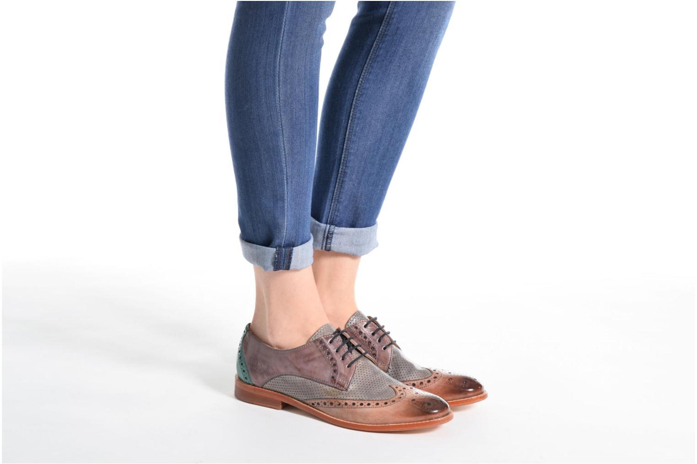 Chaussures à lacets Melvin & Hamilton Amelie 3 Multicolore vue bas / vue portée sac