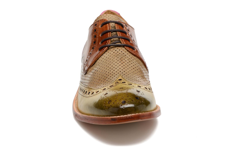 Zapatos con cordones Melvin & Hamilton Amelie 3 Multicolor vista del modelo