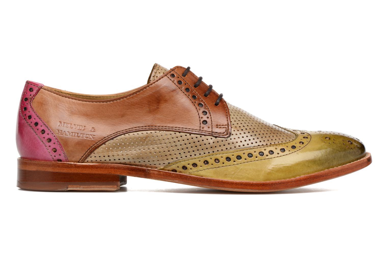 Zapatos con cordones Melvin & Hamilton Amelie 3 Multicolor vistra trasera