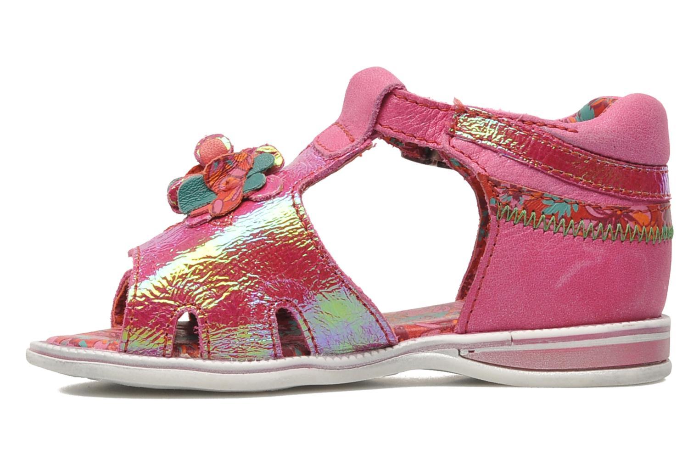 Sandalen Catimini CLEMATITE Roze voorkant
