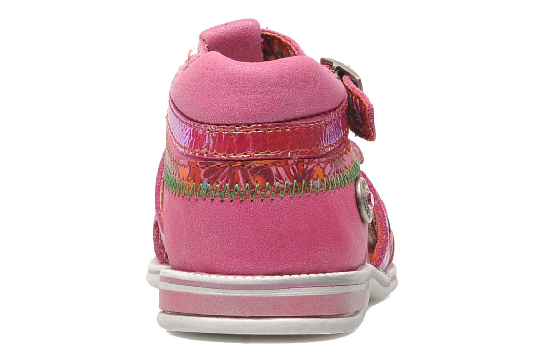 Sandalen Catimini CLEMATITE Roze rechts