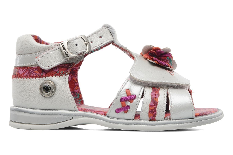 Sandales et nu-pieds Catimini CLEMATITE Argent vue derrière