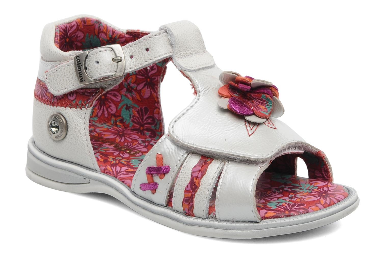 Sandales et nu-pieds Catimini CLEMATITE Argent vue détail/paire