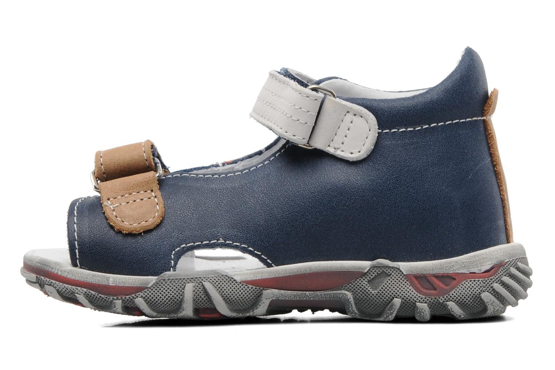 Sandales et nu-pieds Catimini CALYPSO Bleu vue face