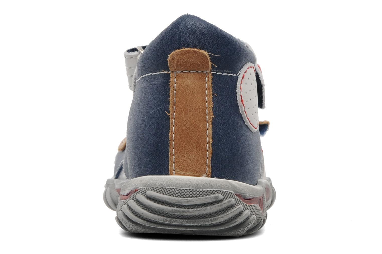 Sandales et nu-pieds Catimini CALYPSO Bleu vue droite