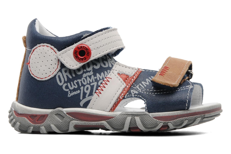 Sandales et nu-pieds Catimini CALYPSO Bleu vue derrière