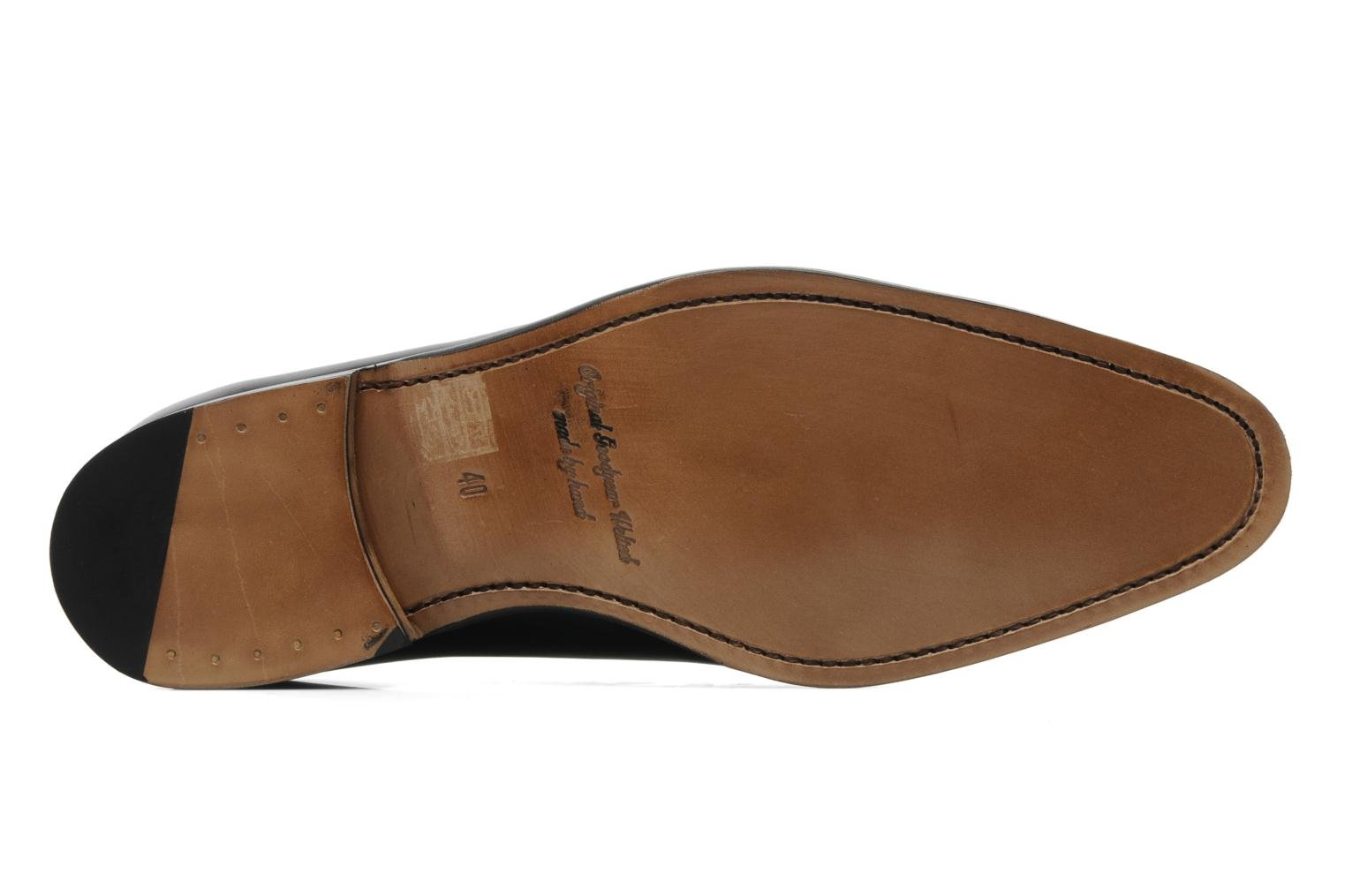 Lace-up shoes Marvin&Co Luxe Walburg Black view from above